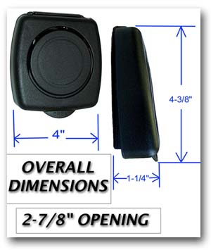 Deluxe Universal Adjustable Folding Cup Hoder