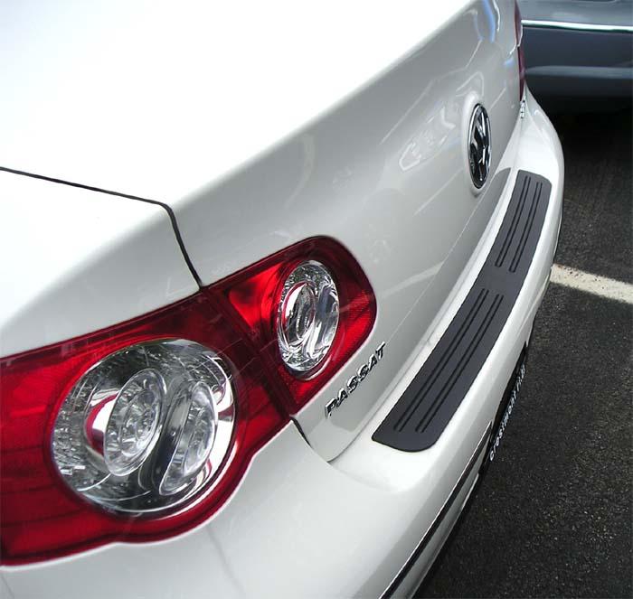 2015 Volkswagen Passat Tdi: Rear Bumper Protector Fits 2006
