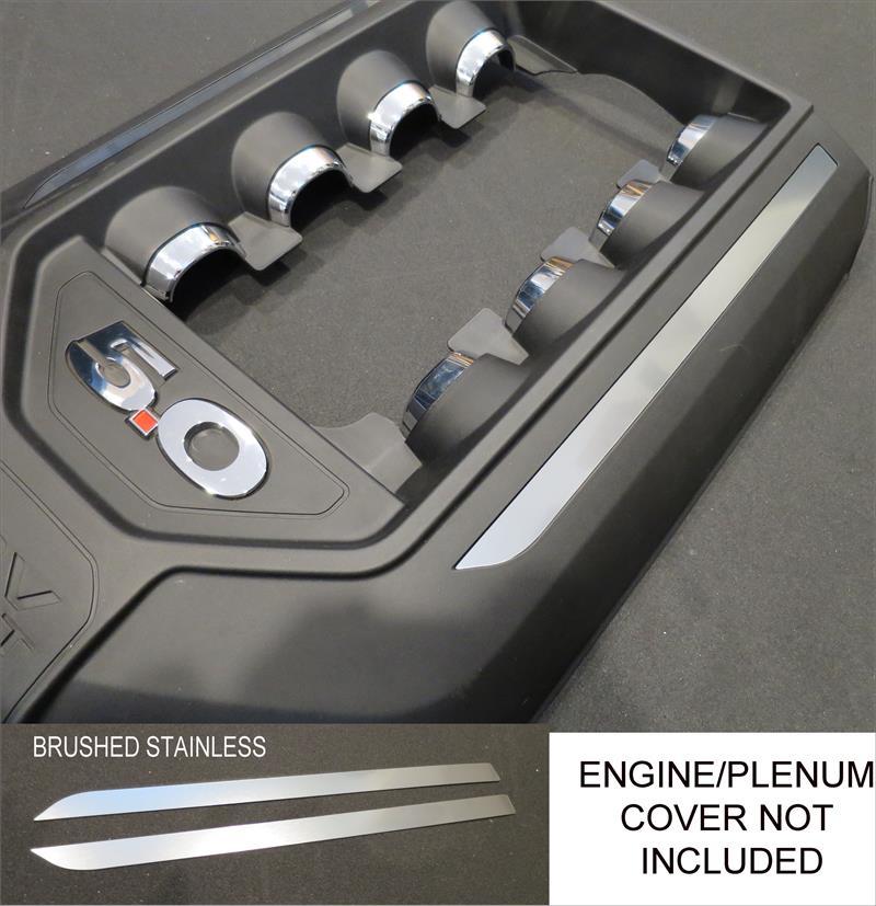 Engine Plenum Cover Trim Strip Spears Fit 2011 2014 Ford
