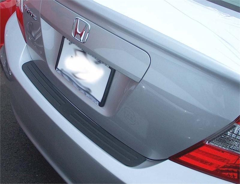 Rear Bumper Protector Fits 2012 2015 Honda Civic 4 Door