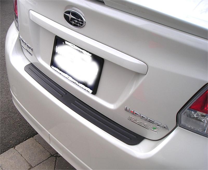 Rear Bumper Protector Fits 2012 2017 Subaru Impreza