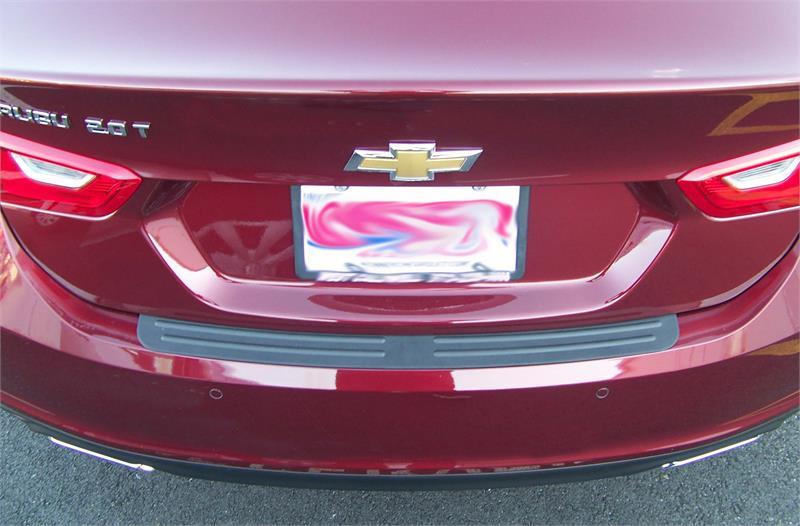 Rear Bumper Protector Fits 2016 2017 Chevrolet Malibu