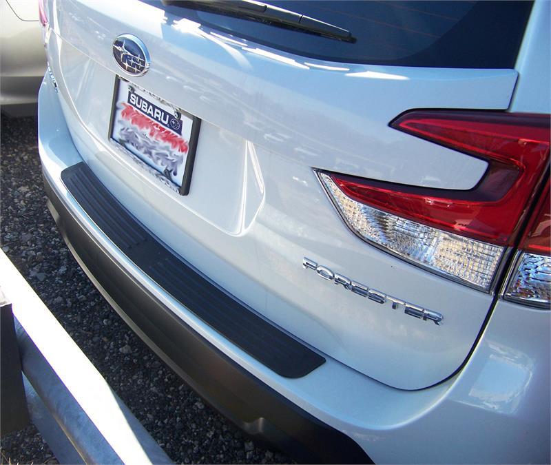 Rear Bumper Protector Fits 2005 - 2020 Subaru Forester