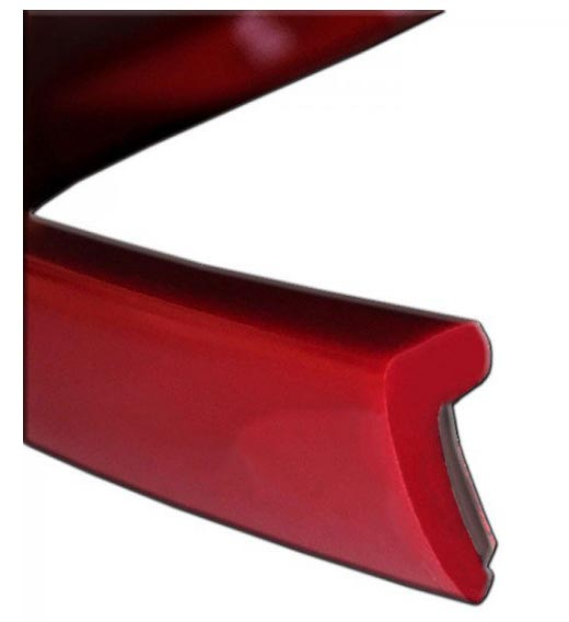 High Gloss Color Keyed Door Edge Guards Toyota Colors