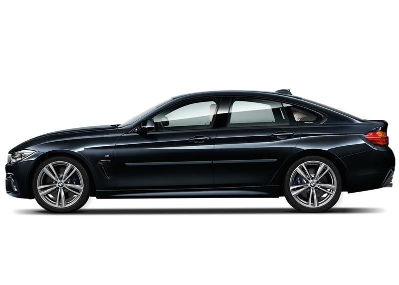 Body Side Molding Fits BMW Series Gran Coupe - 2014 bmw 4 series gran coupe price