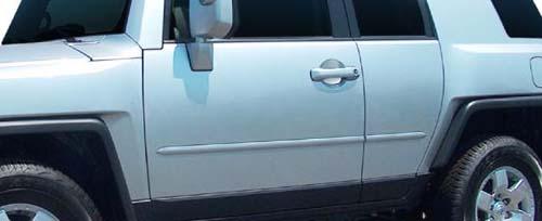 2007 2012 Toyota Fj Cruiser Body Side Molding