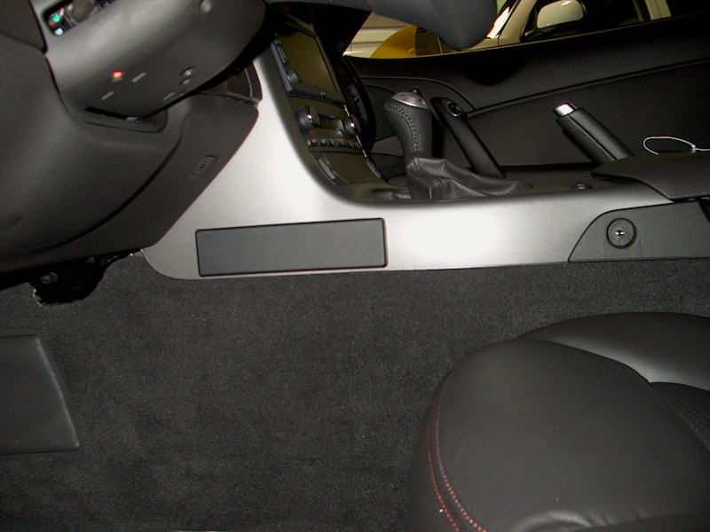 King Buick Gmc >> Low Profile Console Knee Pad Fits 2005 - 2013 Chevrolet ...
