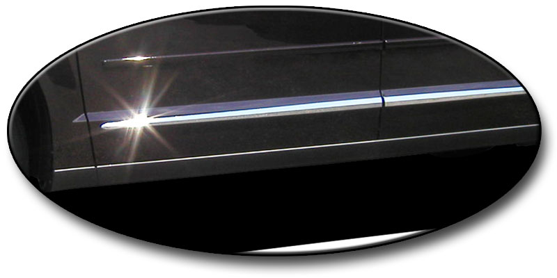 Chrome Molding Fits 2011 2016 Buick Regal
