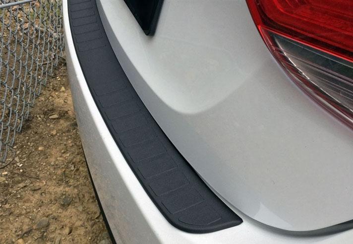 Rear Bumper Protector Fits 2011 2018 Hyundai Elantra