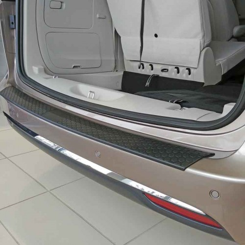 Rear Bumper Protector Fits 2017 - 2019 Chrysler Pacifica - Factory Style