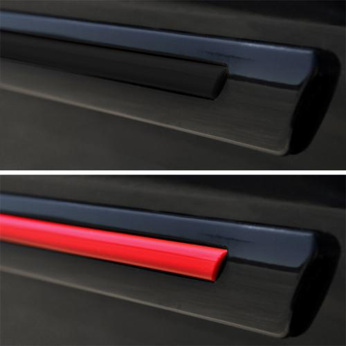 Color Insert Body Side Molding Fits 2015