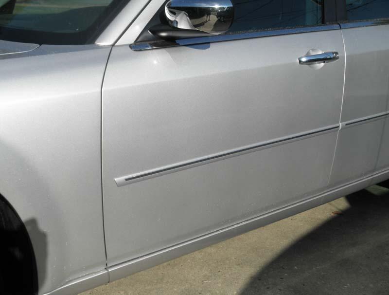 Chromeline Body Side Molding Fits 2005 2010 Chrysler 300