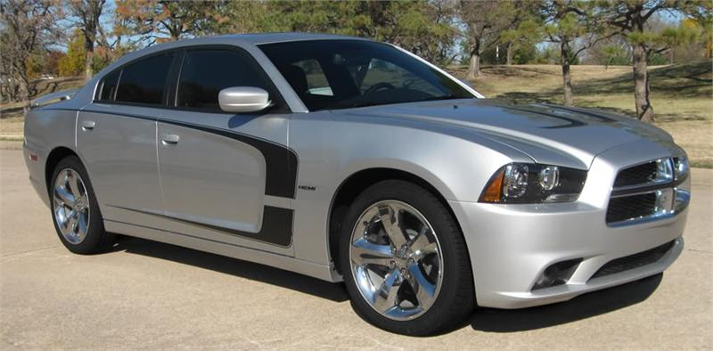 2011 Dodge Charger Quot C Stripe Quot Graphics Kit
