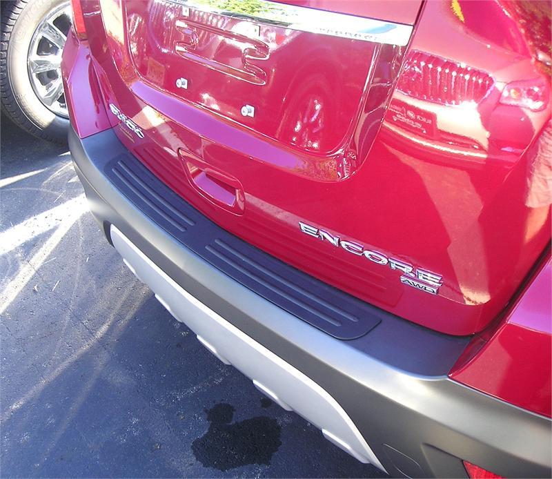 Rear Bumper Protector Fits 2013 - 2017 Buick Encore