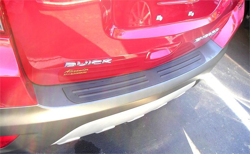 King Buick Gmc >> Rear Bumper Protector Fits 2013 - 2017 Buick Encore