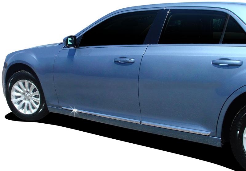 Lower Chrome Molding Fits 2011 2018 Chrysler 300