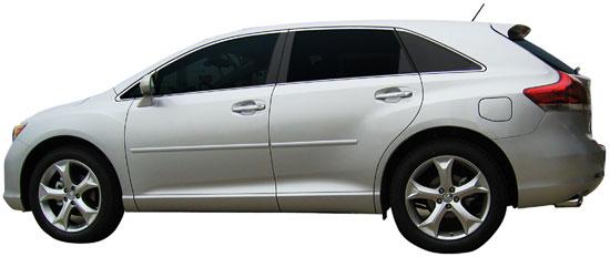 Body Side Molding Fits 2009 2015 Toyota Venza