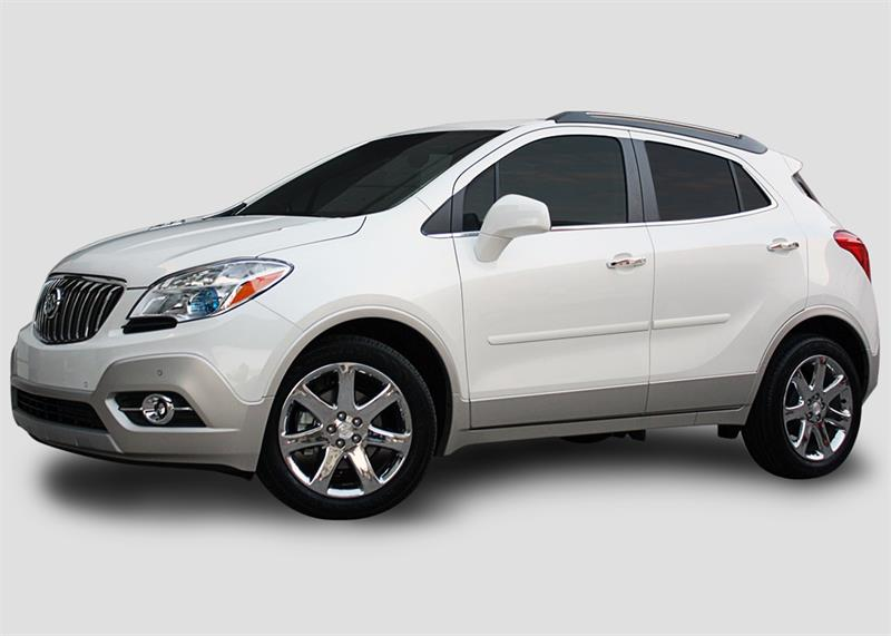 Body Side Molding Fits 2013 - 2017 Buick Encore