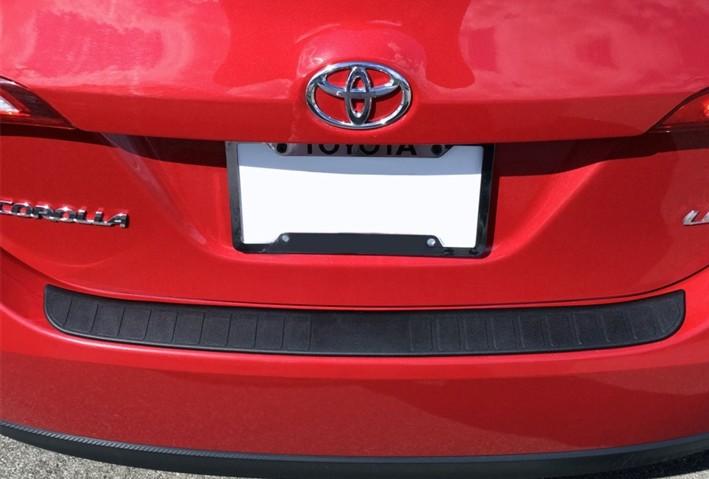 Rear Bumper Protector Fits 2014 2018 Toyota Corolla