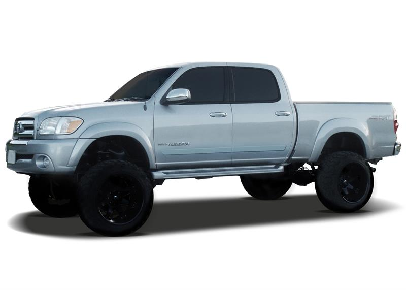 Body Side Molding Fits 2007 - 2019 Toyota Tundra Crew Max